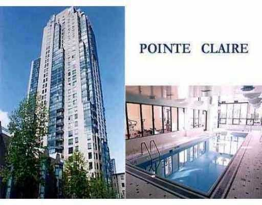 "Main Photo: 1238 MELVILLE Street in Vancouver: Coal Harbour Condo for sale in ""POINTE CLAIRE"" (Vancouver West)  : MLS®# V592773"