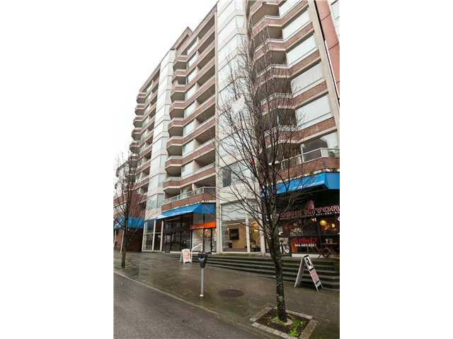 Main Photo: # 703 1330 HORNBY ST in Vancouver: Downtown VW Condo for sale (Vancouver West)  : MLS®# V1053640