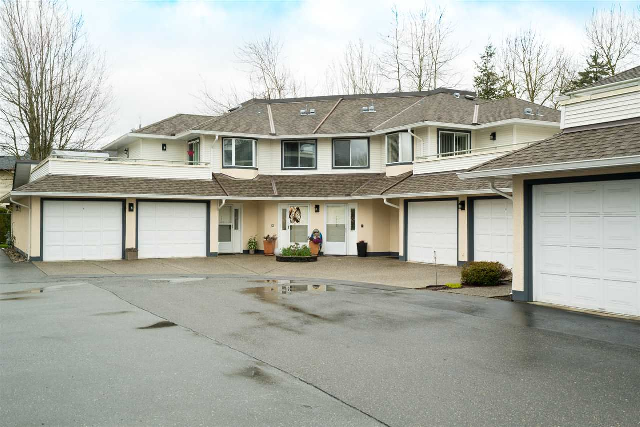 Main Photo: 412 19645 64 AVENUE in Langley: Willoughby Heights Townhouse for sale : MLS®# R2146874