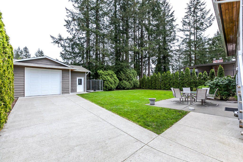 Photo 47: Photos: 4156 207A Street in Langley: Brookswood House for sale