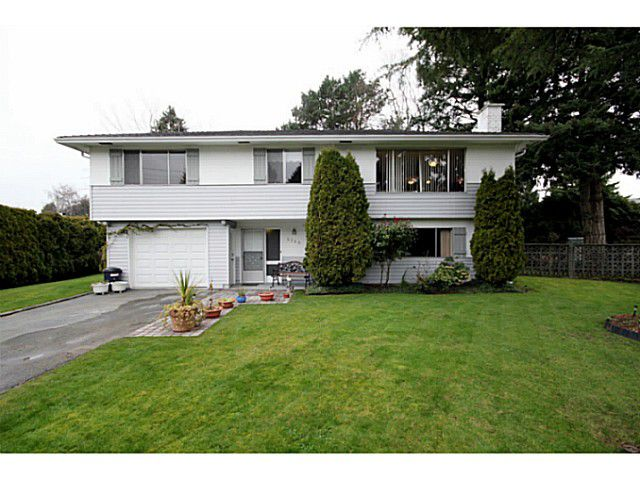 """Main Photo: 5125 MASSEY Place in Ladner: Ladner Elementary House for sale in """"LADNER ELEMENTARY"""" : MLS®# V995377"""
