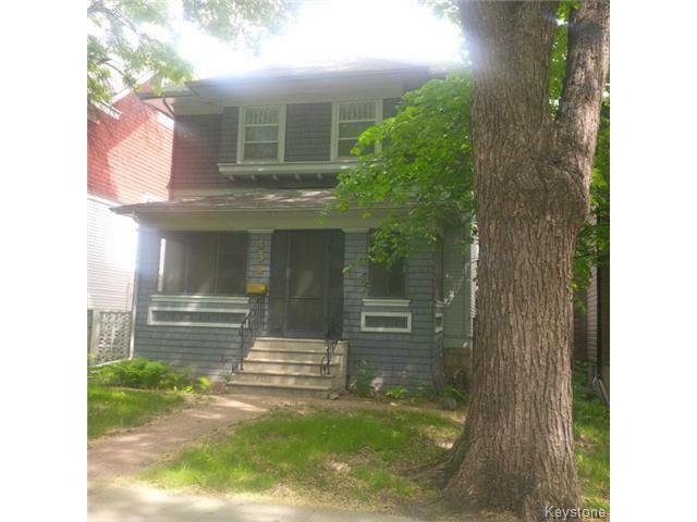 Main Photo: 438 Valade Street in WINNIPEG: St Boniface Residential for sale (South East Winnipeg)  : MLS®# 1420322
