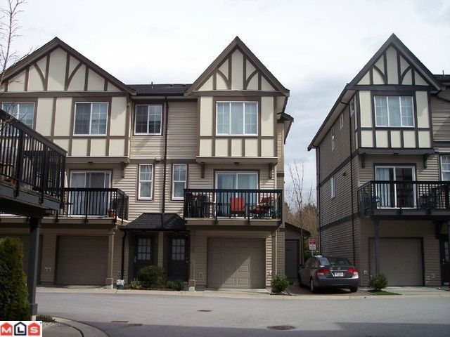 """Main Photo: 34 8385 DELSOM Way in Delta: Nordel Townhouse for sale in """"RADIANCE AT SUNSTONE"""" (N. Delta)  : MLS®# F1208174"""