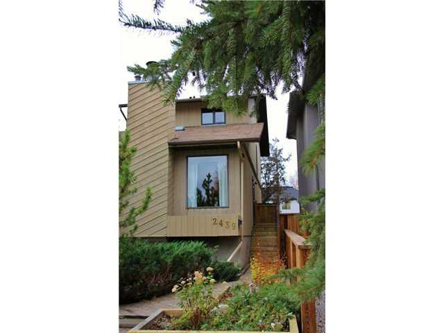 Main Photo: 2439 26A Street SW in CALGARY: Killarney Glengarry Residential Detached Single Family for sale (Calgary)  : MLS®# C3542006