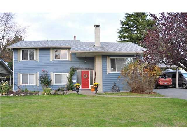 Main Photo: 5331 SARATOGA Drive in Tsawwassen: Cliff Drive House for sale : MLS®# V980100