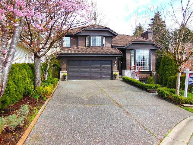 Main Photo: 2803 LUPINE Court in Coquitlam: Westwood Plateau House for sale : MLS®# V1000877
