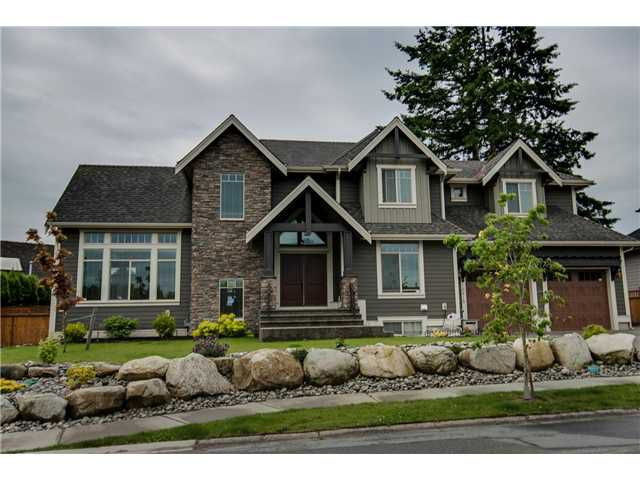 """Main Photo: 16418 11A Avenue in Surrey: King George Corridor House for sale in """"SOUTH MERIDIAN"""" (South Surrey White Rock)  : MLS®# F1312096"""