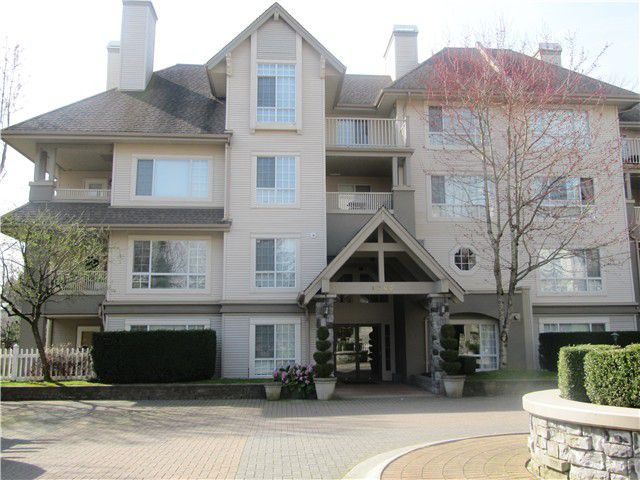 Main Photo: # 103 1242 TOWN CENTRE BV in Coquitlam: Canyon Springs Condo for sale : MLS®# V1010413