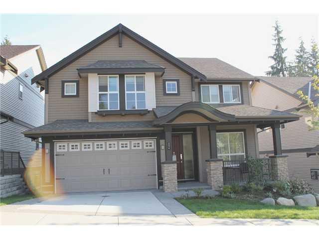 "Main Photo: 3438 PRINCETON Avenue in Coquitlam: Burke Mountain House for sale in ""AVONDALE BURKE MTN"" : MLS®# V1028336"