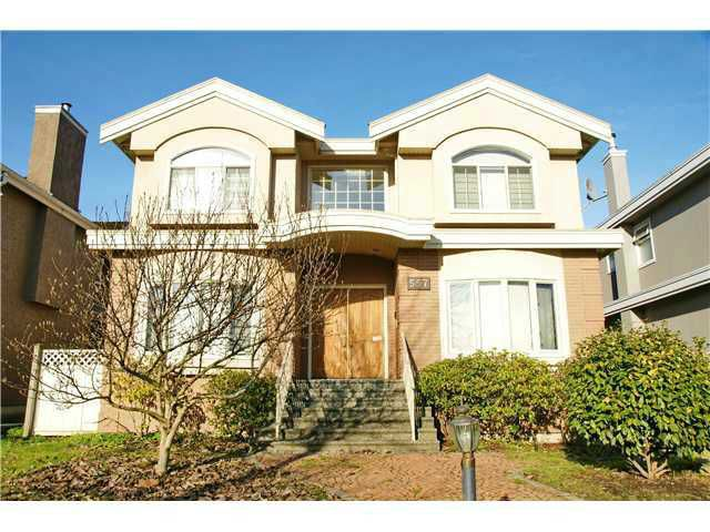 Main Photo: 557 West 64th Avenue in Vancouver: Marpole House for sale (Vancouver West)  : MLS®# v1029821