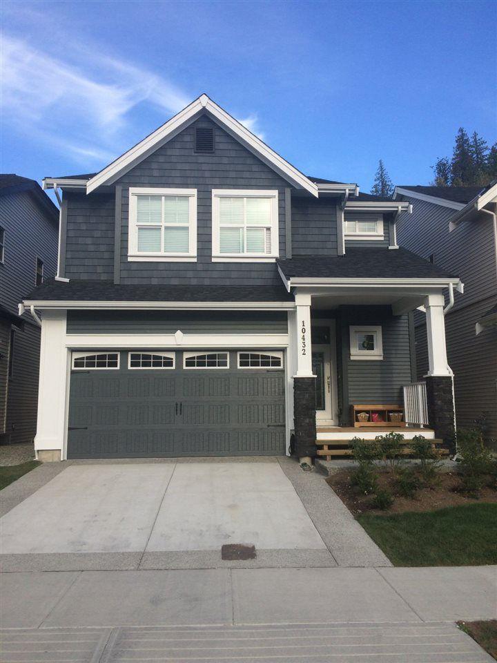 Main Photo: 10432 MCEACHERN STREET in Maple Ridge: Albion House for sale : MLS®# R2103899