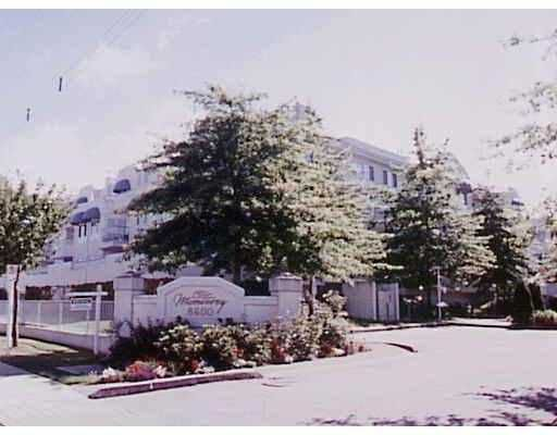 """Main Photo: 112 8600 GENERAL CURRIE RD in Richmond: Brighouse South Condo for sale in """"MONTEREY"""" : MLS®# V588373"""