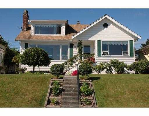 Main Photo: 925 CHESTNUT ST in New Westminster: The Heights NW House for sale : MLS®# V556570