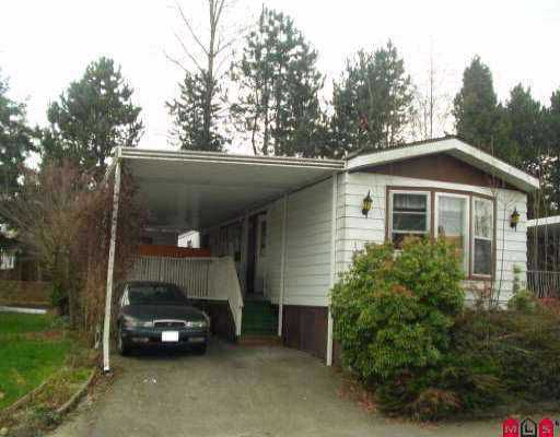 "Main Photo: 105 8224 134 ST in Surrey: Queen Mary Park Surrey Manufactured Home for sale in ""SQUIRE GATE"" : MLS®# F2612342"
