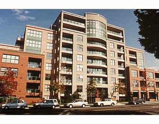 """Main Photo: 702 503 W 16TH AV in Vancouver: Fairview VW Condo for sale in """"PACIFICA"""" (Vancouver West)  : MLS®# V542783"""