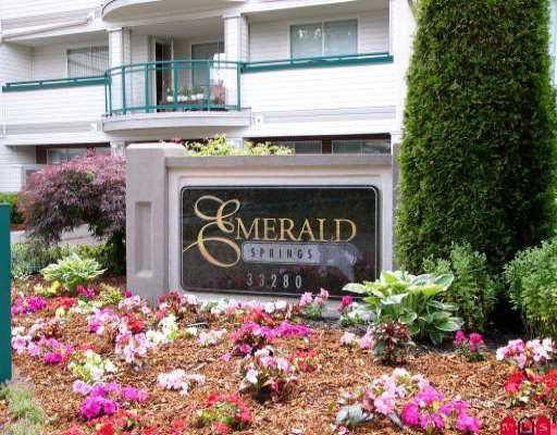 """Main Photo: 310 33280 E BOURQUIN CR in Abbotsford: Central Abbotsford Condo for sale in """"EMERALD SPRINGS"""" : MLS®# F2513706"""