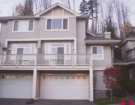 """Main Photo: 8 36099 MARSHALL RD in Abbotsford: Abbotsford East Townhouse for sale in """"The Uplands"""" : MLS®# F2525659"""