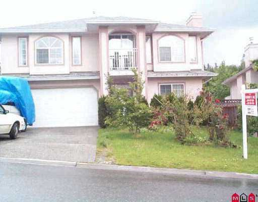 Main Photo: 3292 SISKIN DR in Abbotsford: Abbotsford West House for sale : MLS®# F2510714