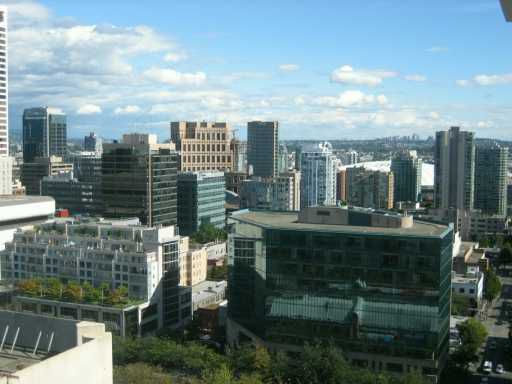 """Main Photo: 2213 938 SMITHE ST in Vancouver: Downtown VW Condo for sale in """"ELECTRIC AVENUE"""" (Vancouver West)  : MLS®# V608732"""