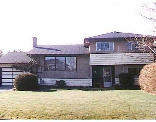 Main Photo: 8111 DALEMORE Road in Richmond: Seafair House for sale : MLS®# V618296