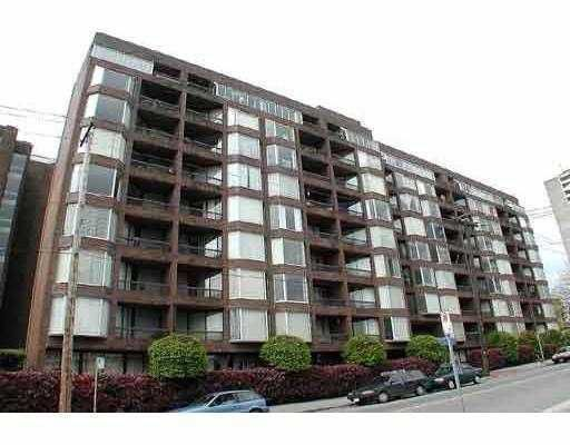 """Main Photo: 311 950 DRAKE ST in Vancouver: Downtown VW Condo for sale in """"ANCHOR POINT"""" (Vancouver West)  : MLS®# V607867"""