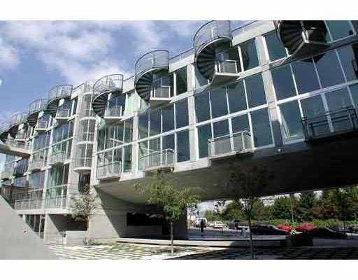 """Main Photo: 201 1540 W 2ND AV in Vancouver: False Creek Condo for sale in """"WATERFALL"""" (Vancouver West)  : MLS®# V561634"""