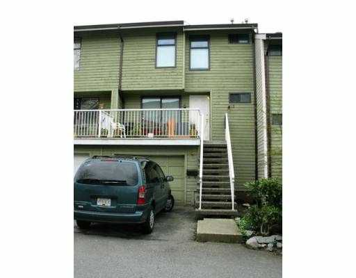 Main Photo: 582 CARLSEN Place in Port Moody: North Shore Pt Moody Townhouse for sale : MLS®# V588497