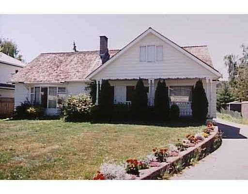 Main Photo: 3420 LOCKHART RD in Richmond: Quilchena RI House for sale : MLS®# V547208