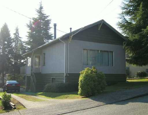 """Main Photo: 428 ELMER Street in New Westminster: The Heights NW House for sale in """"The Heights"""" : MLS®# V621182"""