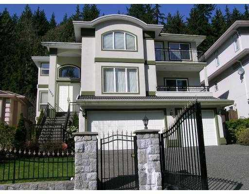 Main Photo: 1808 CAMELBACK CT in Coquitlam: Westwood Plateau House for sale : MLS®# V582403