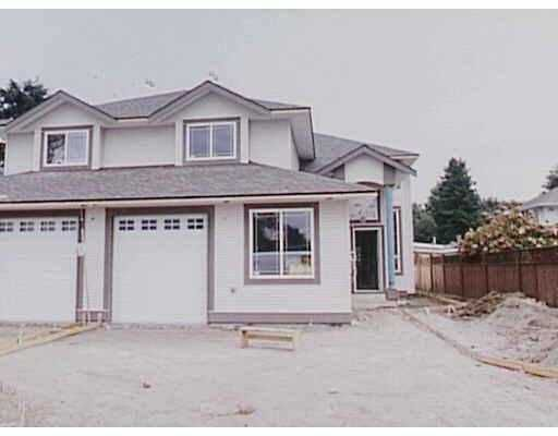Main Photo: 11652 216TH ST in Maple Ridge: West Central House 1/2 Duplex for sale : MLS®# V574048