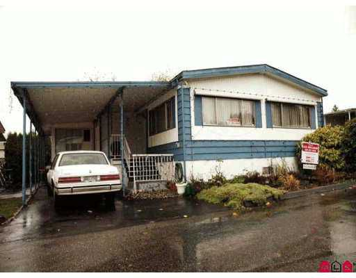 """Main Photo: 13650 80TH Ave in Surrey: Bear Creek Green Timbers Manufactured Home for sale in """"Leeside"""" : MLS®# F2624414"""