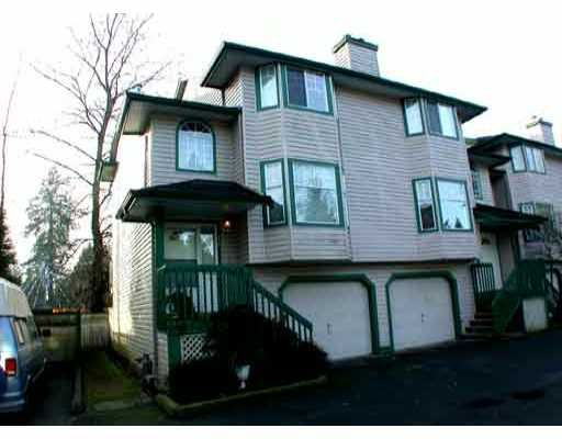 Main Photo: 12 2615 SHAFTSBURY AV in Port_Coquitlam: Central Pt Coquitlam Townhouse for sale (Port Coquitlam)  : MLS®# V321718