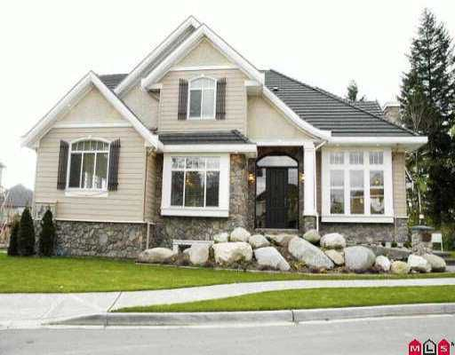 "Main Photo: 16472 104A AV in Surrey: Fraser Heights House for sale in ""FRASER HEIGHTS"" (North Surrey)  : MLS®# F2608586"