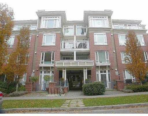 """Main Photo: 306 2628 YEW ST in Vancouver: Kitsilano Condo for sale in """"CONNAUGHT PLACE"""" (Vancouver West)  : MLS®# V549727"""