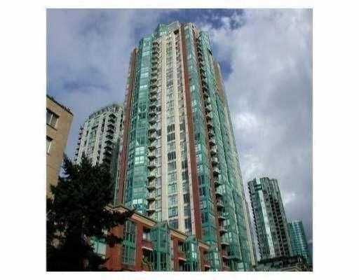 "Main Photo: 1105 939 HOMER ST in Vancouver: Downtown VW Condo for sale in ""PINNACLE"" (Vancouver West)  : MLS®# V543448"