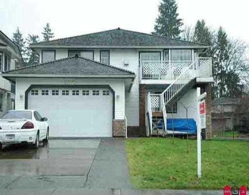 "Main Photo: 20452 97B AV in Langley: Walnut Grove House for sale in ""Derby Hills"" : MLS®# F2600914"