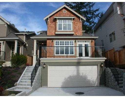 Main Photo: 2678 VIOLET ST in North Vancouver: Blueridge NV House for sale : MLS®# V563444
