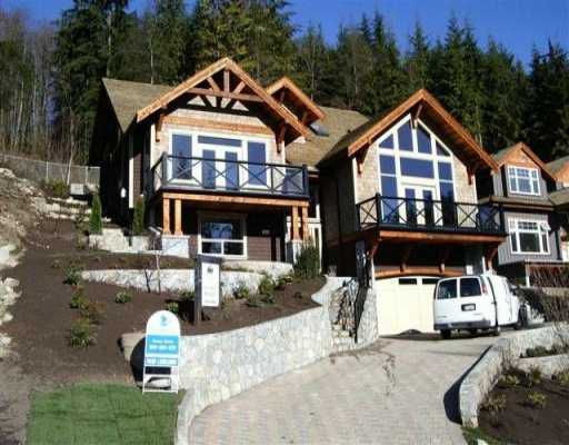 Main Photo: 3454 ANNE MACDONALD WY in North Vancouver: Northlands House for sale : MLS®# V532771