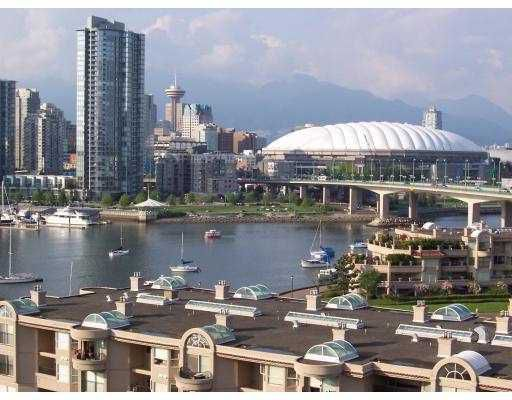 """Main Photo: 1002 456 MOBERLY RD in Vancouver: False Creek Condo for sale in """"PACIFIC COVE"""" (Vancouver West)  : MLS®# V538876"""