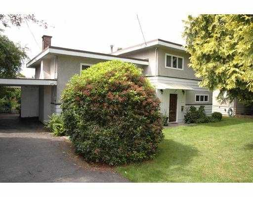 Main Photo: 3760 FRANCIS RD in Richmond: Seafair House for sale : MLS®# V542837