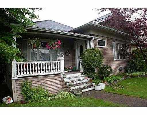 Main Photo: 737 4TH ST in New Westminster: GlenBrooke North House Duplex for sale : MLS®# V542873