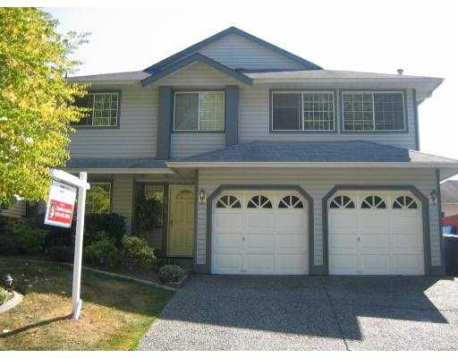"Main Photo: 2368 NACHT AV in Port Coquitlam: Citadel PQ House for sale in ""SHAUGHNESSY WOOD"" : MLS®# V609468"