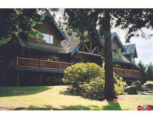 Main Photo: 16226 30B AV in Surrey: Grandview Surrey House for sale (South Surrey White Rock)  : MLS®# F2422514