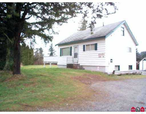 "Main Photo: 32051 KING Road in Abbotsford: Poplar House for sale in ""King & Clearbrook"" : MLS®# F2625390"