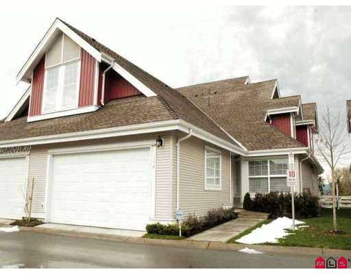 """Main Photo: 16995 64TH Ave in Surrey: Cloverdale BC Townhouse for sale in """"THE LEXINGTON"""" (Cloverdale)  : MLS®# F2626446"""