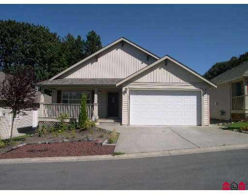 "Main Photo: 12 43875 CHILLIWACK MTN RD in Chilliwack: Chilliwack Mountain House for sale in ""VISTA RIDGE"" : MLS®# H2503269"