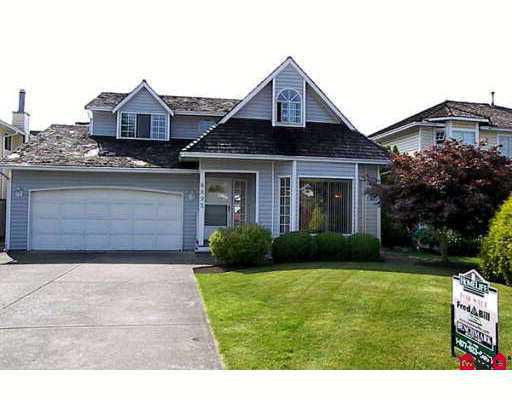 Main Photo: 8895 203A ST in Langley: Walnut Grove House for sale : MLS®# F2617364