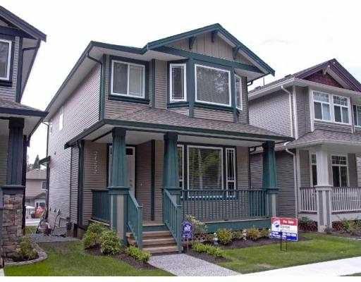 """Main Photo: 24222 103RD AV in Maple Ridge: Albion House for sale in """"HOMESTEAD"""" : MLS®# V605859"""