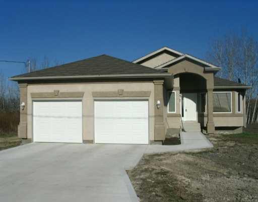 Main Photo: 112 LECLERC Bay in ST ADOLPHE: Glenlea / Ste. Agathe / St. Adolphe / Grande Pointe / Ile des Chenes / Vermette / Niverville Single Family Detached for sale (Winnipeg area)  : MLS®# 2705966